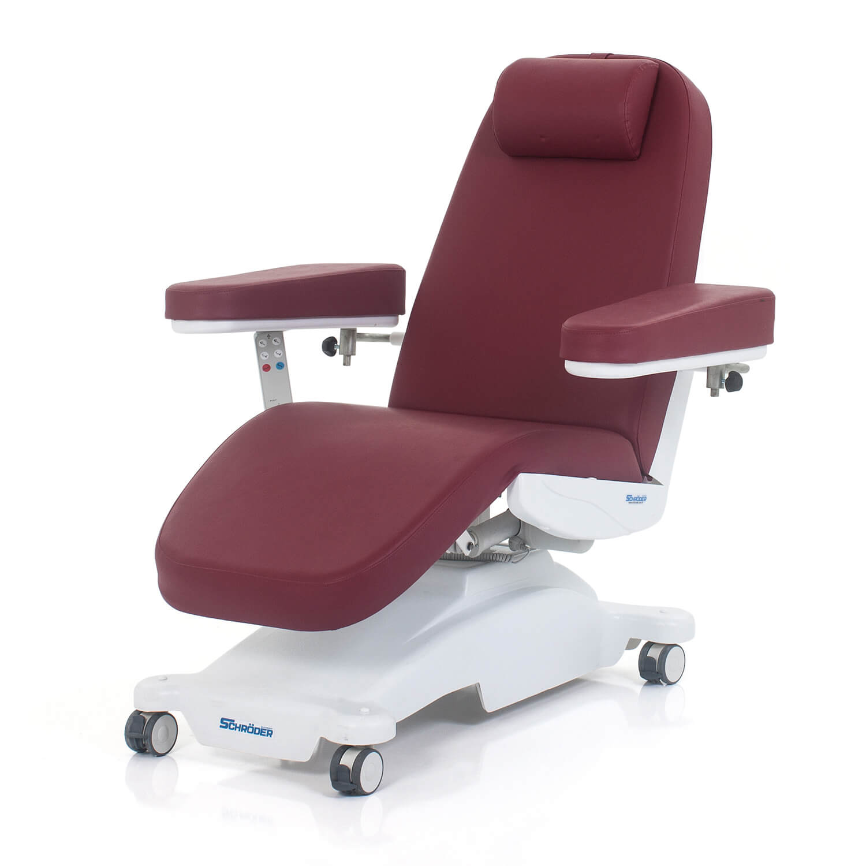 Blood Donation Chair, 2 Motors