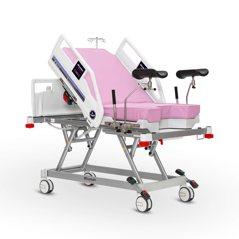 3 Motorlu Doğum Yatağı