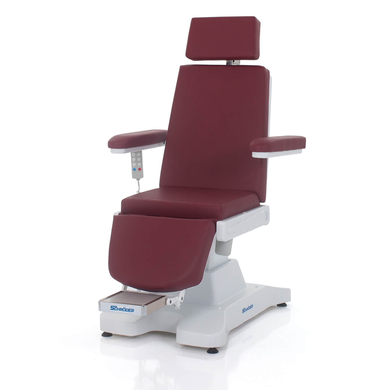 Electronic ENT Chair, 4 Motors