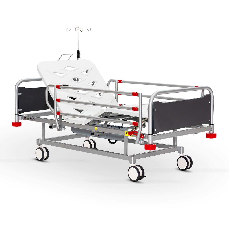 2 Motorlu Çocuk Hasta Bakım Yatağı