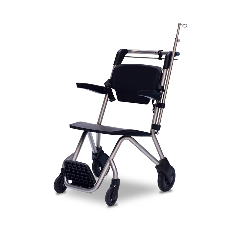 İstiflenebilir Tekerlekli Sandalye